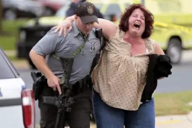 امریکہ : مڈ لٹن میں سافٹ ویئر کمپنی کے دفتر پر حملہ ، 3 زخمی حملہ آور ہلاک
