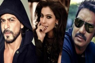 کاجول نے کیا شاہ رخ خان اور اجے دیوگن کو لے کر حیران کردینے والا انکشاف