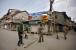 حزب المجاہدین دہشت گردوں کی دھمکی کے بعد کشمیر سے چار پولیس اہلکار غائب ، اغوا ہونے کا شک