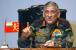 """پاکستان پربولے فوجی سربراہ، """"دہشت گردی اور بات چیت ایک ساتھ ممکن نہیں""""۔"""