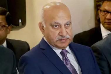می ٹو- ایم جے اکبر کسی دور میں کانگریس پارٹی کے ترجمان ہوا کرتے تھے
