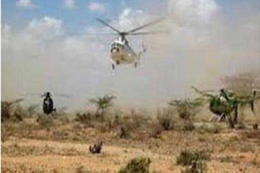 صومالیہ : امریکی فضائی حملہ میں الشباب کے 60 شدت پسند ہلاک