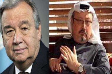 سعودی عرب نے کی صحافیجمال خاشقجی کے مارے جانے کی تصدیق ، اقوام متحدہ سربراہ فکرمند