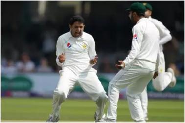 پاکستان کے اس تیز گیند باز نے کیا کمال ، وقار یونس کی کرلی برابری