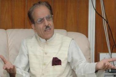 جموں وکشمیر: پروفیسرسیف الدین سوز نے کشمیر میں بلدیاتی انتخابات کو