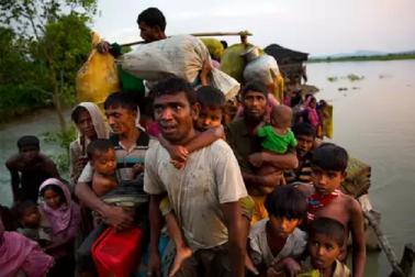 شدید مخالفت کے بیچ ہندوستان نے 1300 روہنگیا مسلمانوں کو  بنگلہ دیش واپس بھیجا