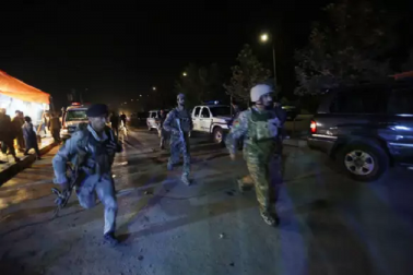 افغانستان میں ایک مذہبی اجتماع میں ہوئے دھماکہ میں 50 افراد جاں بحق، 83 زخمی