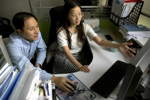 ایچ آئی وی چین میں بڑی بیماری ہے۔ روک تھام کے لئے جین ایڈینگ کا راستہ