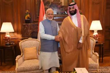 سعودی شہزادے کا پاکستان سے سیدھے آنا ہندستان کو تھا نا منظور، اب ریاض سے لیں گے دہلی کی فلائٹ
