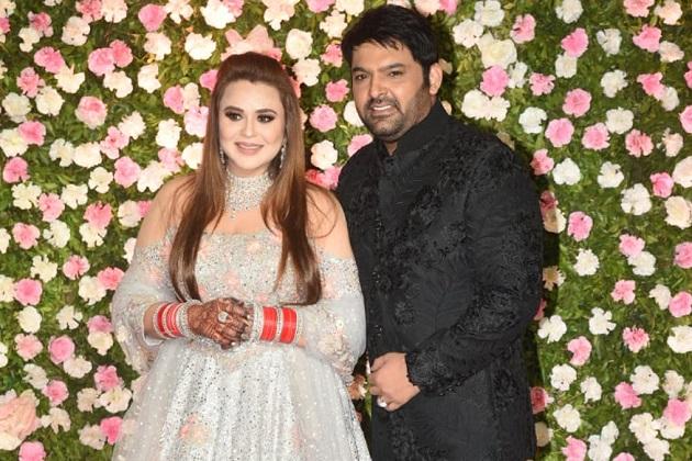 کپل اور گنی نے 13 دسمبر کو چنڈی گڑھ میں شادی کی تھی۔