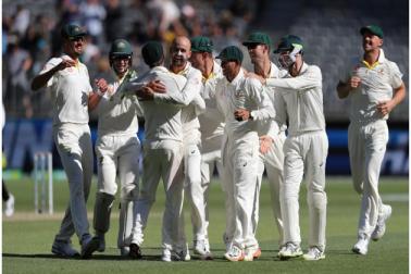پرتھ ٹیسٹ: آسٹریلیا نے ٹیم انڈیا کو 146 رن سے دی شکست، سیریز 1۔1 سے برابر