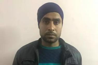 بلند شہر تشدد :انسپکٹر کے قتل کے الزام میں ملزم فوجی جیتو ایس ٹی ایف کے سپرد ، کہا :مجھے کچھ معلوم نہیں