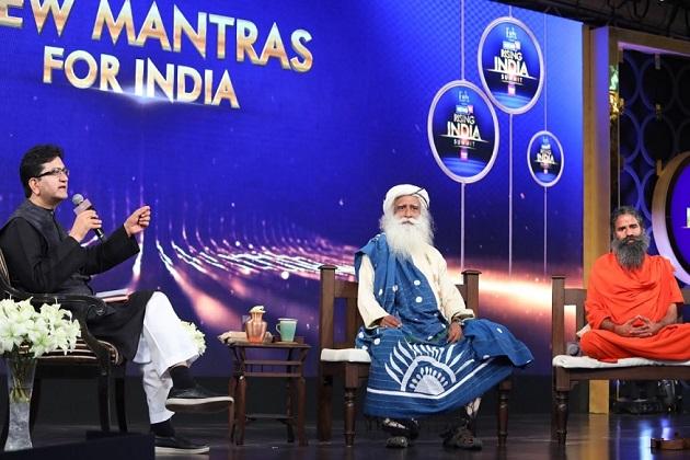 نیوز 18 رائزنگ انڈیا پروگرام میں سدگرو اور بابا رام دیو شامل ہوئے۔ اس دوران رام دیو نے کہا کہ وزیر اعظم مودی کو پاکستان کو سزا دینے کے بارے میں سوچنا چاہئے۔