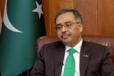 پاکستان نے ہندوستان سے اپنے ہائی کمشنر کو واپس بلالیا