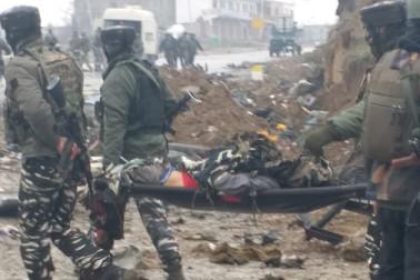 پلوامہ خودکش حملے کے مزید 5 زخمی دم توڑ گئے، مہلوکین کی تعداد 49 ہوگئی
