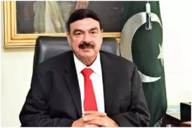 پاکستان کے وزیر نےدی ہندستان کو دھمکی، کہا۔ حملہ کیا تو آنکھیں نکال لیں گے