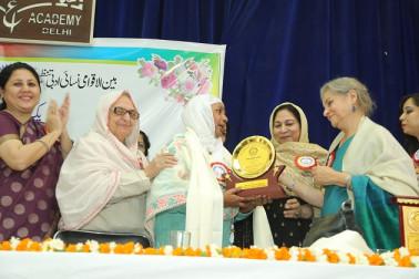 بنات صرف ایک تنظیم نہیں ایک تحریک ثابت ہوگی: ڈاکٹر سیدہ سیدین حمید