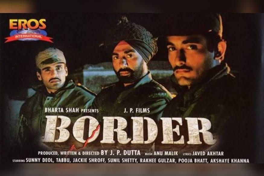 سنی دیول  نے  سب  سے  پہلے  پاکستان  کی  اینٹ  سے  اینٹ  بجائی  تھی۔   1997 میں آئی پی دتہ کی سپر ہٹ فلم بارڈر سے۔ اس فلم میں وہ میجر کلدیپ سنگھ چاندپوری کے کردار میں تھے اور فلم کے کلائمیکس میں جس طرح وہ اکیلے پاکستانی فوج کے ٹینکس کو ختم کرتے ہیں وہ مناظر آج بھی جوش جگا دیتے ہیں۔