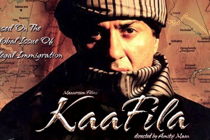 سنی نے 2007 میں قافلہ نام کی فلم سے ایک مرتبہ پھر پاکستان اینگل کو بھنانے کی کوشش کی۔ اس مرتبی وہ بری طرح ناکام رہے اور قافلہ سنی کی سب بڑی فلاپ فلموں میں سے ایک رہی۔