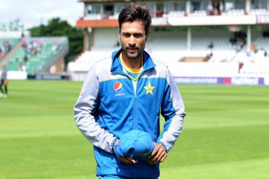 مکی آرتھر نے دیا بڑا بیان ، محمد عامر کو اب بھی پاکستانی ورلڈ کپ ٹیم میں مل سکتی ہے جگہ ، بس کرنا ہوگا یہ کام