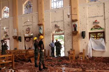 آئی ایس آئی ایس نے سری لنکا میں کرائے سلسلہ وار دھماکے، کولمبو میں پھر حملے کا خدشہ، الرٹ جاری