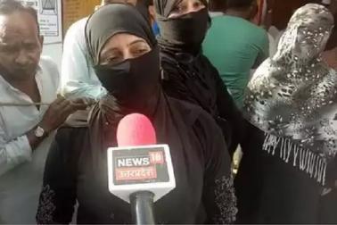 مسلم ووٹرز کا الزام۔ ہم ووٹ نہ ڈال پائیں اس لئے بند کیا گیا ہے ای وی ایم