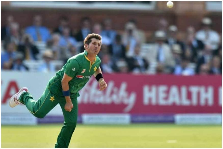 شاداب خان کی جگہ یاسر شاہ کو انگلینڈ کے خلاف ون ڈے سیریز کیلئے ٹیم میں شامل کیا گیا ہے۔