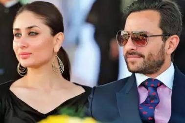 کرینہ کپور نے کیا انکشاف ، اس فلم کے دوران سیف علی خان سے ہوا تھا پیار اور پھر ...۔