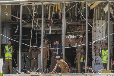 سری لنکابم دھماکے: حیدرآبادی شخص ہلاک،حیدرآباد میں پائلٹ کی تربیت کررہا تھاحاصل