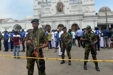 سری لنکا: کولمبو سے 40 کلوم میٹر دور ایک اور دھماکے کی خبر