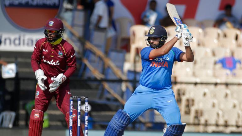 ویسٹ انڈیز کے خلاف ٹیم انڈیا کا ریکارڈ اچھا ہے ۔ ٹیم کو 5 میچوں میں جیت اور تین میں ہار ملی ہے ۔ ( فوٹو کریڈٹ : آئی سی سی آئی ) ۔