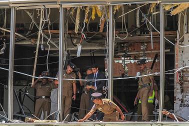 سری لنکا میں ایسٹرسنڈے دہشت گردانہ حملوں کا اہم ملزم پیرس میں گرفتار