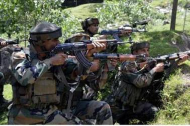 جموں۔کشمیر:  ترال میں فورسز اور ملیٹنٹوں کے بیچ  انکاؤنٹر، ایک ملیٹنٹ ہلاک
