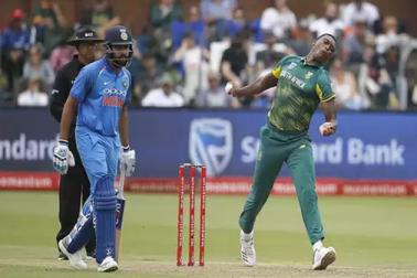 جنوبی افریقہ کے تیز گیند باز نے ٹیم انڈیا کو دی وارننگ ، ورلڈ کپ میں برابر کروں گا حساب