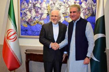 پاکستان علاقائی مسئلوں کو سفارت کے ذریعہ سلجھانے کے حق میں