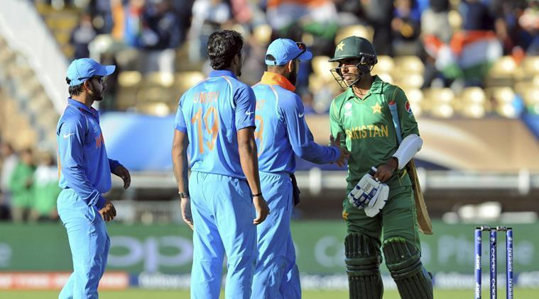 آئی سی سی ورلڈ کپ میںہندوستان اور پاکستان کا چھ مرتبہ سامنا ہوا ہے اور پاکستان ایک مرتبہ بھی جیت نہیں سکا ہے ۔ فوٹو : بی سی سی آئی ۔