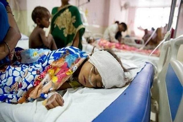 بہار میں چمکی بخار کا قہر، اب تک 48 بچوں کی موت، کم پڑ رہے آئی سی یو