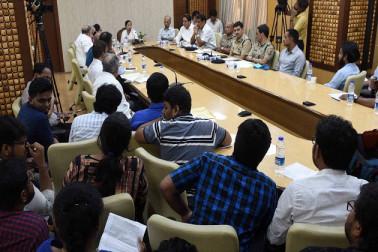 مغربی بنگال : کام پرواپس لوٹے جونیئر ڈاکٹرس ۔ مریضوں کو ملی راحت
