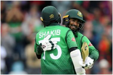کوہلی ، روہت ، وارنر ، روٹ اور ولیمسن جیسے بڑے ناموں کو پیچھے چھوڑ ورلڈ کپ میں چمکا بنگلہ دیش کا یہ کھلاڑی