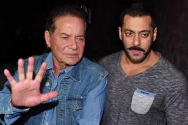 !سلمان خان کے والد سلیم خان نے 83 سال کی عمر میں کیا یہ کام، سہانی رات ڈھل چکی ویڈیو وائرل