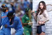 ہندوستان بمقابلہ پاکستان میچ کے اشہتار پر بھڑکیں ثانیہ مرزا ، دونوں ممالک کی میڈیا کو جم کر سنائی کھری کھوٹی