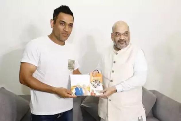 !ریٹائرمینٹ کے بعد بی جے پی کے لئے نئی اننگ کھیلیں گے ٹیم انڈیا کے کرکٹر مہندر سنگھ دھونی