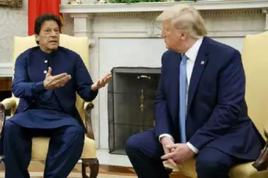 تیرہ سال سے کوئی امریکی صدرنہیں گیا پاکستان، ٹرمپ نے عمران خان سے کہا، میں آوں گا