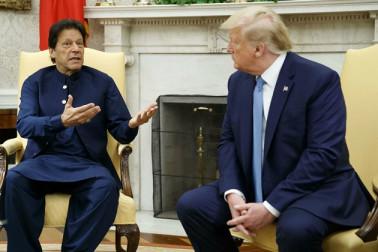 مسئلہ کشمیر: امریکی صدرڈونلڈ ٹرمپ کی ثالثی بننے کی پیشکش کو ہندوستان نے کیا مسترد