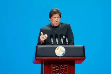 امریکہ میں پھر ہوئی پاکستانی وزیراعظم عمران خان کی فضیحت ، پروگرام میں لگے بلوچستان کی آزادی کے نعرے