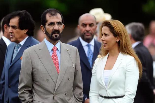 ابتدائی اطلاعات میں حیا بنت الحسین کے لندن میں چھپے ہونے کا امکان ظاہر کیا جارہا ہے ۔
