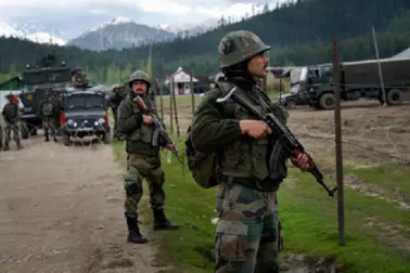 پاکستان کوسیزفائرکی خلاف ورزی پرہندوستان نےدیا زبردست جواب، تباہ کردی پاکستانی فوج کی چوکی