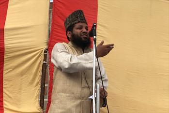 صحابیات کی توہین کرنے والوں کو اسلامی شخصیات کے مقام کا کچھ بھی اندازہ نہیں : مولانا محمد رحمانی مدنی