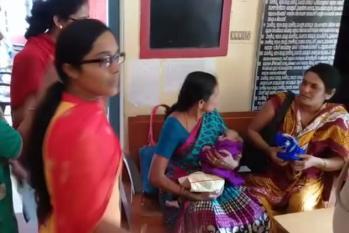 کرناٹک : شوہر کی زندگی بچانے کیلئے بیوی نے اپنے تین ماہ کے بیٹے کومحض 22 ہزار روپے میں فروخت کردیا