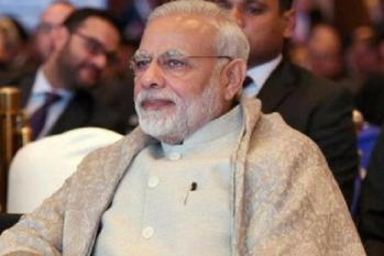 ہندوستان کی خارجہ پالیسی پاکستان پر مبنی ہونے کی سوچ غلط: نریندر مودی